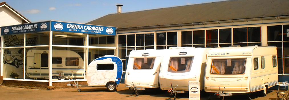 Caravan verkoop en verhuur