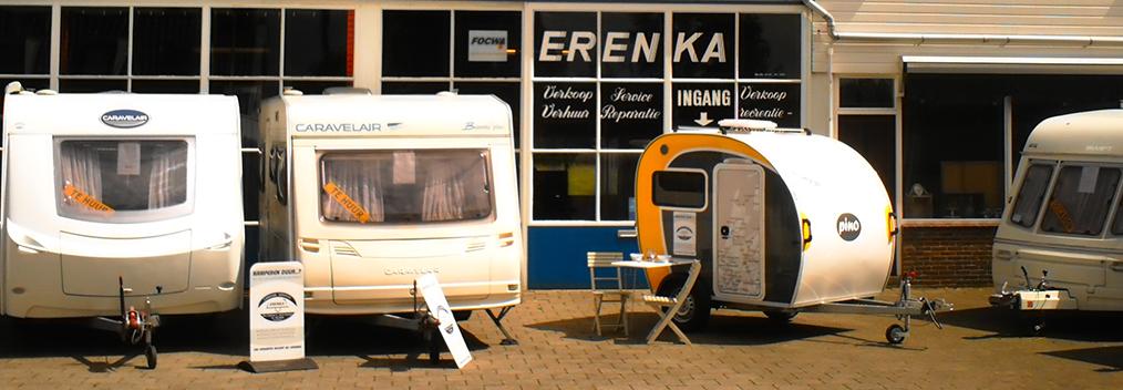 Welkom bij Erenka Caravan Service